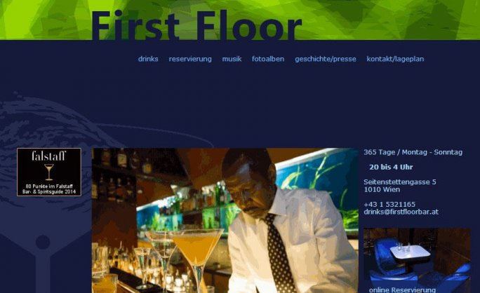 Firstfloor.wien domain rebranding