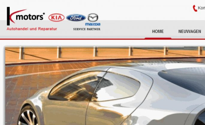 kia.wien new website